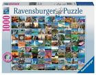 Ravensburger 99 Places On Earth 1000 teile Puzzle 19371