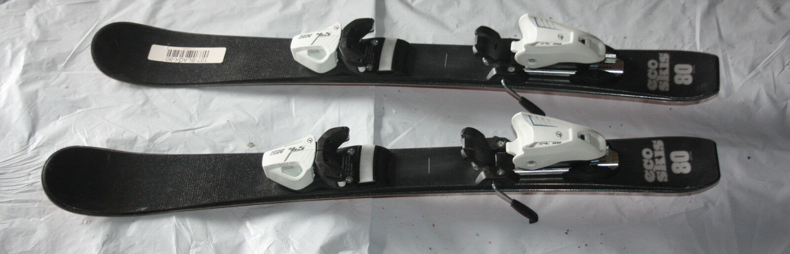 Kids skis Shape kids skis + adjustable Tyrolia SX 4.5 white Bindings 80cm g13