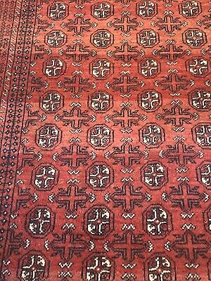 Antique Afghan Rug Ebay