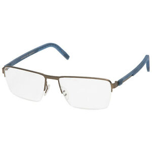 8210c545d9f1 Porsche Design Eyeglasses P8301 C Olive 54-16 - Men s 4046901299378 ...