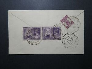 India-1947-Insufficiently-Posted-Cover-to-USA-Z11655