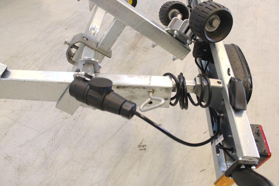 Trailer Brenderup 242500TB - SR 2500 KG, lastevne (kg):