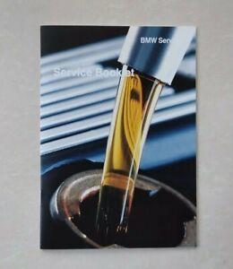 Original-BMW-Service-Buch-1-3-5-Serie-e81-e82-e87-e88-e90-e91-e92-e93-e60-NEU