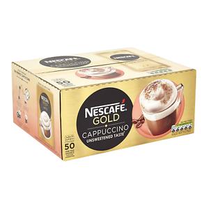 NESCAFE-Gold-Instant-Coffee-Cappuccino-Espresso-Unsweetened-Taste-Sugar-Free