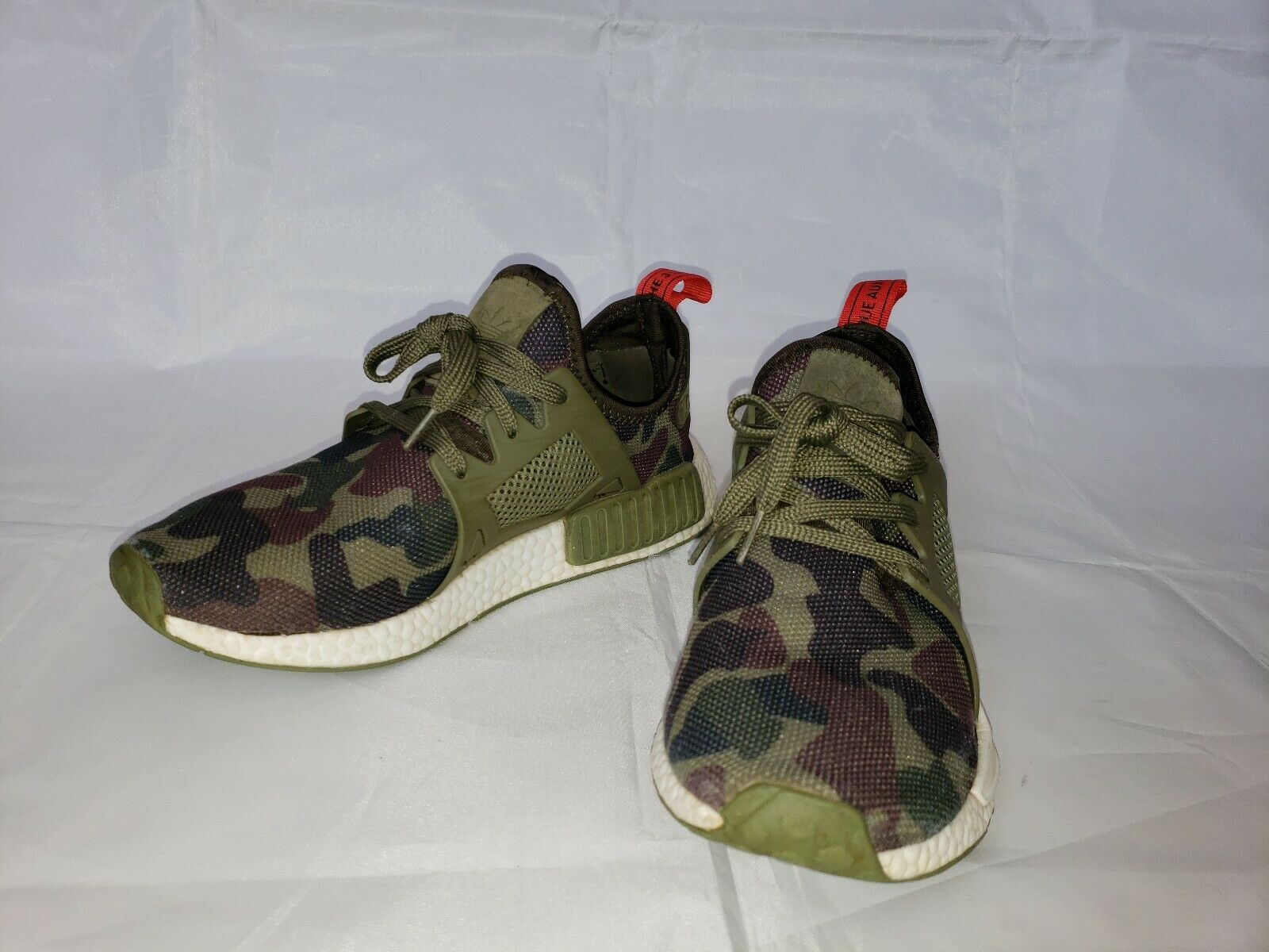 adidas NMD Xr1 Duck Camo Green Olive
