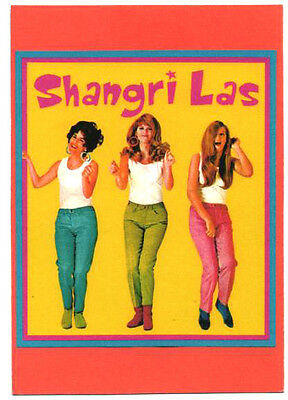 SHANGRI LAS T-SHIRT 60/'s pop. Girl groups