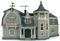 Moebius Munster's Ho Scale 2929 House Finished Plastic Model on Sale