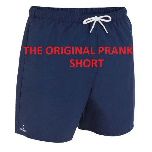 THE ORIGINAL DISSOLVING STAG DO HOLIDAY PARTY BACHELOR JOKE PRANK SHORTS