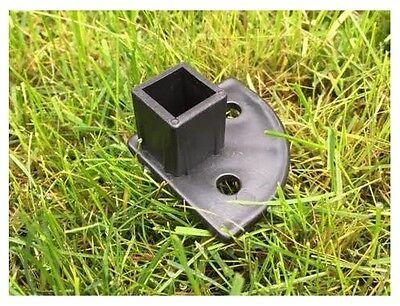 Argos, Homebase Foot//Base Plate 20mm diameter Gazebo Replacement//Spare Parts