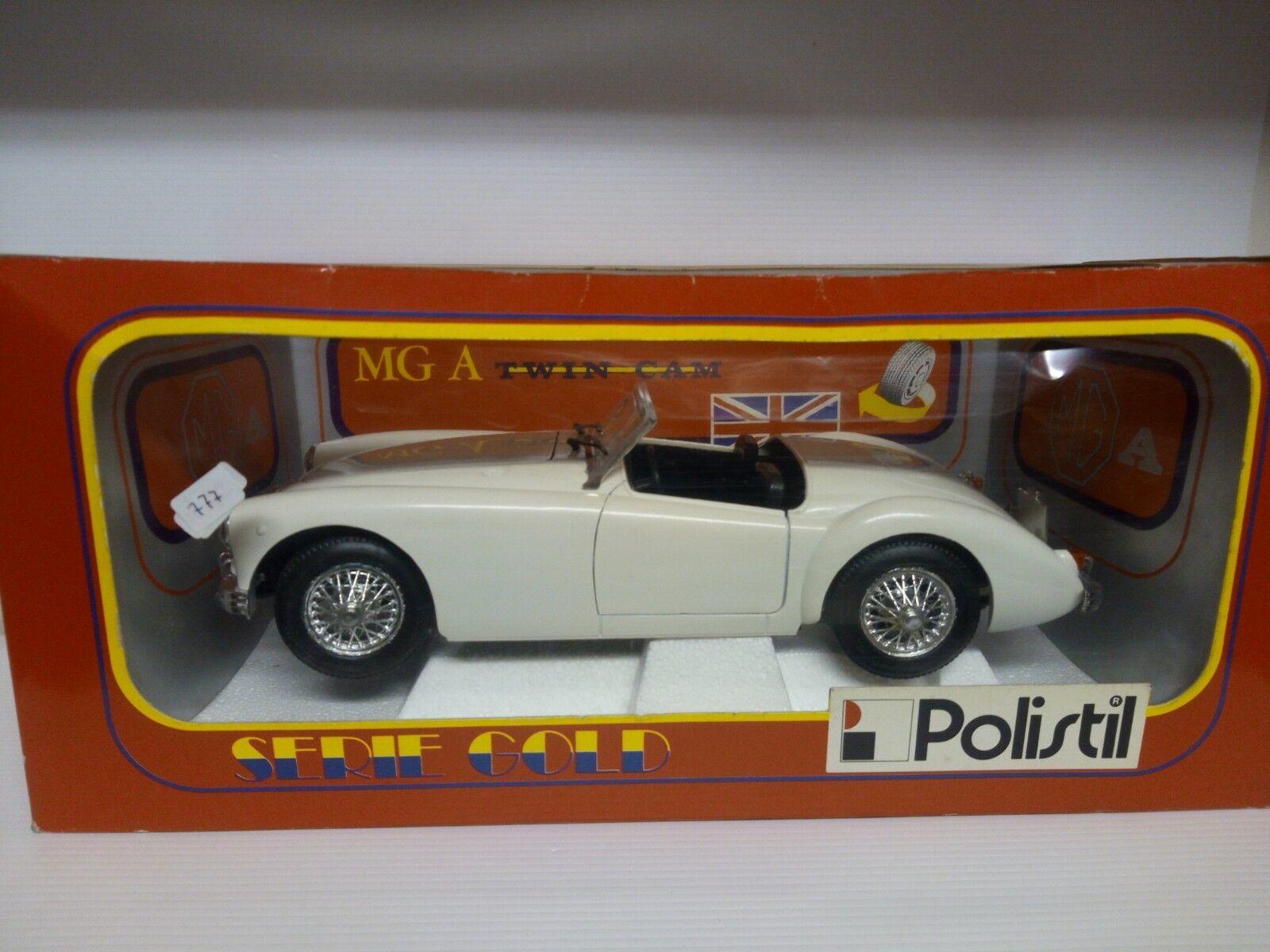 POLISTIL 1 16  1 18 MG A TWIN CAM blanc blanc -  nouveaux styles les plus en vogue