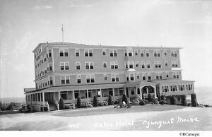 1930 S Ontio Hotel Ogunquit Maine Grand Hotel Ebay