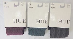 HUE-WOMEN-CABLE-RIB-WITH-CONTROL-TOP-MADE-IN-USA-SOFT-NYLON-TIGHTS-W13671