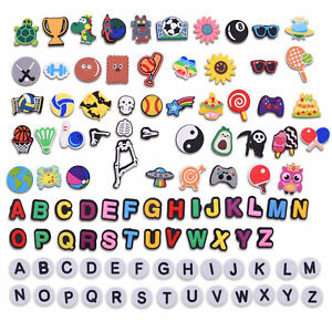 100PCS-Shoe-Charms-Accessories-fit-Hole-Shoes-Bracelets-for-Child-Adult