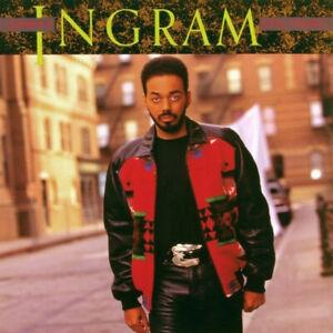 James Ingram -   It's Real - Vinyl Record LP VG+