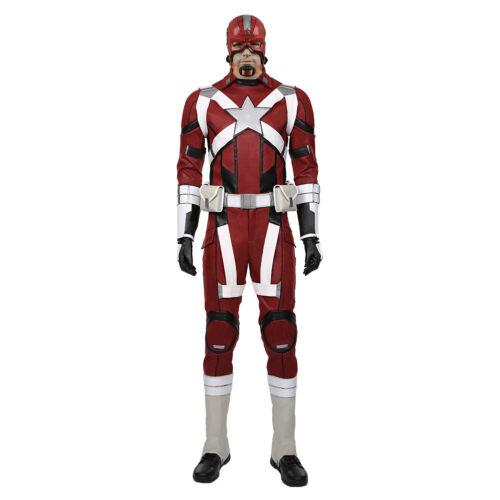Black Widow 2020 film-Alexei Shostakov-Red Guardian Cosplay Costume Outfit