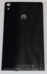 RBCHUAP6-N Cover Copri Batteria per Huawei Ascend P6 Nero