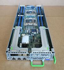 Fujitsu PRIMERGY CX2550 M1 no CPU -0 MB - 0 GB Node Server S26361-K1531-V200