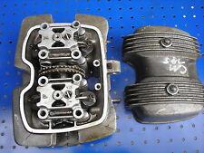 ZYLINDERKOPF CM 185 T CYLINDER HEAD TETE DE CYLINDRE MOTOR MOTEUR ENGINE VENTILE