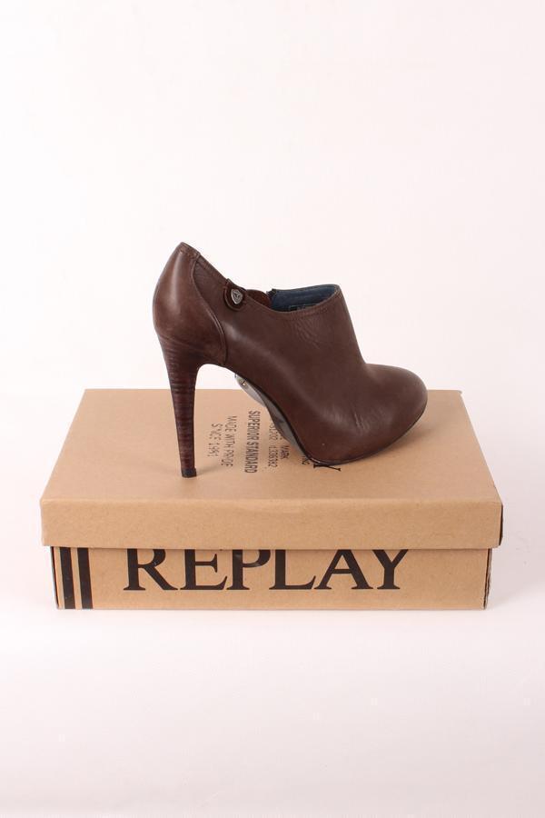 REPLAY RP540010L AYOCA, Damenschuhe, Stiefeletten Damen für Damen Stiefeletten 1da1e2