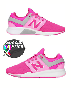 NEW-BALANCE-Scarpe-Bambina-Ragazza-Sneakers-Shoes-GS247FE