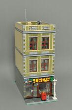 Modular Pawn Shop recipe per LEGO (si adatta a 10197 10211 10224 10218)