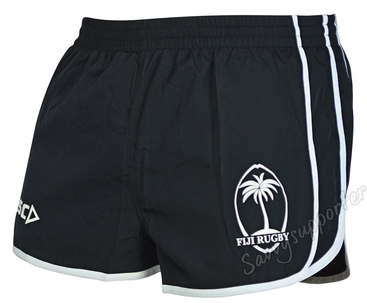 Fiji Rugby Rugby Union Athletic Running Shorts Sizes S-5XL BNWT