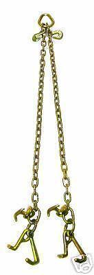 G70 2 pack V-Chain Bridles w// Choice of Hooks