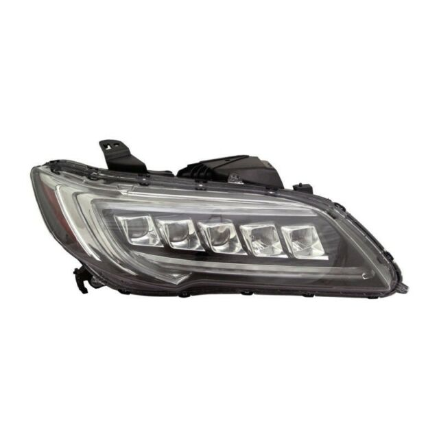 NEW LED HEADLIGHT ASSEMBLY RIGHT SIDE FITS 2016-2018 ACURA