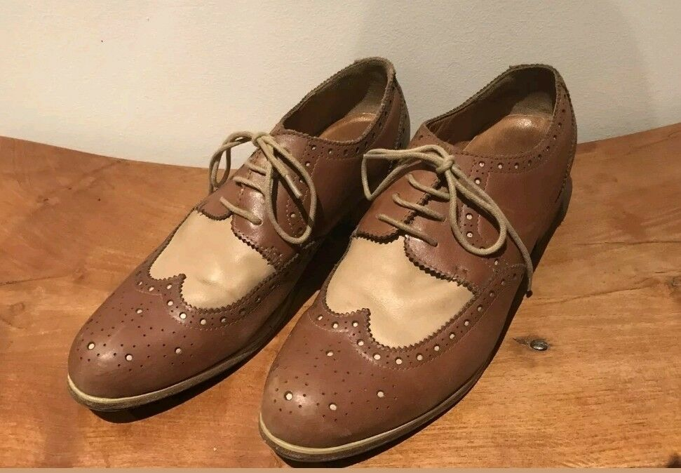 Gentlemen/Ladies Florsheim Leather Brogues Clever good and practical modern Very good Clever color e6beb8