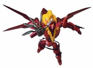 Robot Spirits Côté Kmf Code Geass Guren Flight-enable Version Figurine Articulée