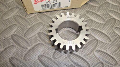 "New Browning NCG1221  Gear Bore NCG 1221 21 Teeth 1223346 1/"" Bore"