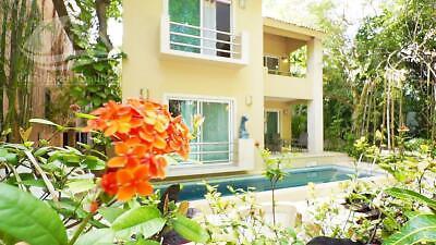 Casa en Venta en Playa del Carmen Riviera Maya Playacar Fase 1 Casa Katarina