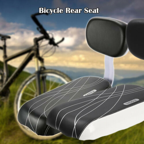Accessories Rear Chair Rest Kids Back Saddle Back Rear Seat Bike Seat Pad