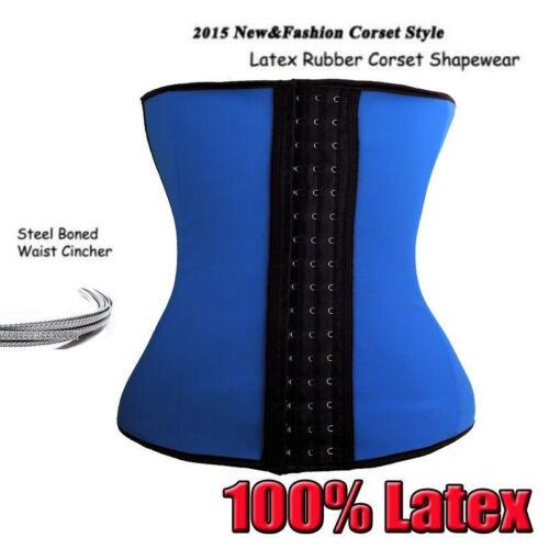 Faja Colombiana Reductora Waist Trainer Cincher Girdle Body Trainer Shaper Belt