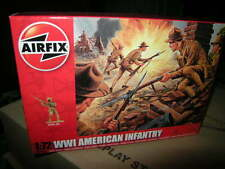 1:72 Airfix WWI American Infantry OVP