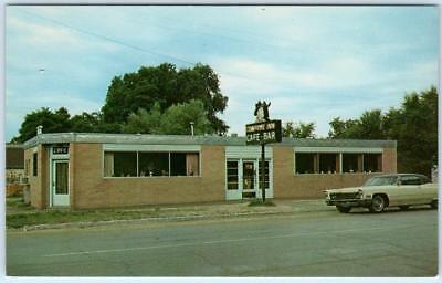 Thedford Nebraska Ne Roadside Cow Poke Inn Amp Bar Ca 1960s