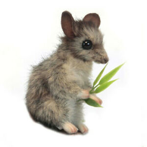 Hansa-Grey-Leadbetter-Possum-Plush-Soft-Cuddly-Realistic-Stuffed-Animal-Toy