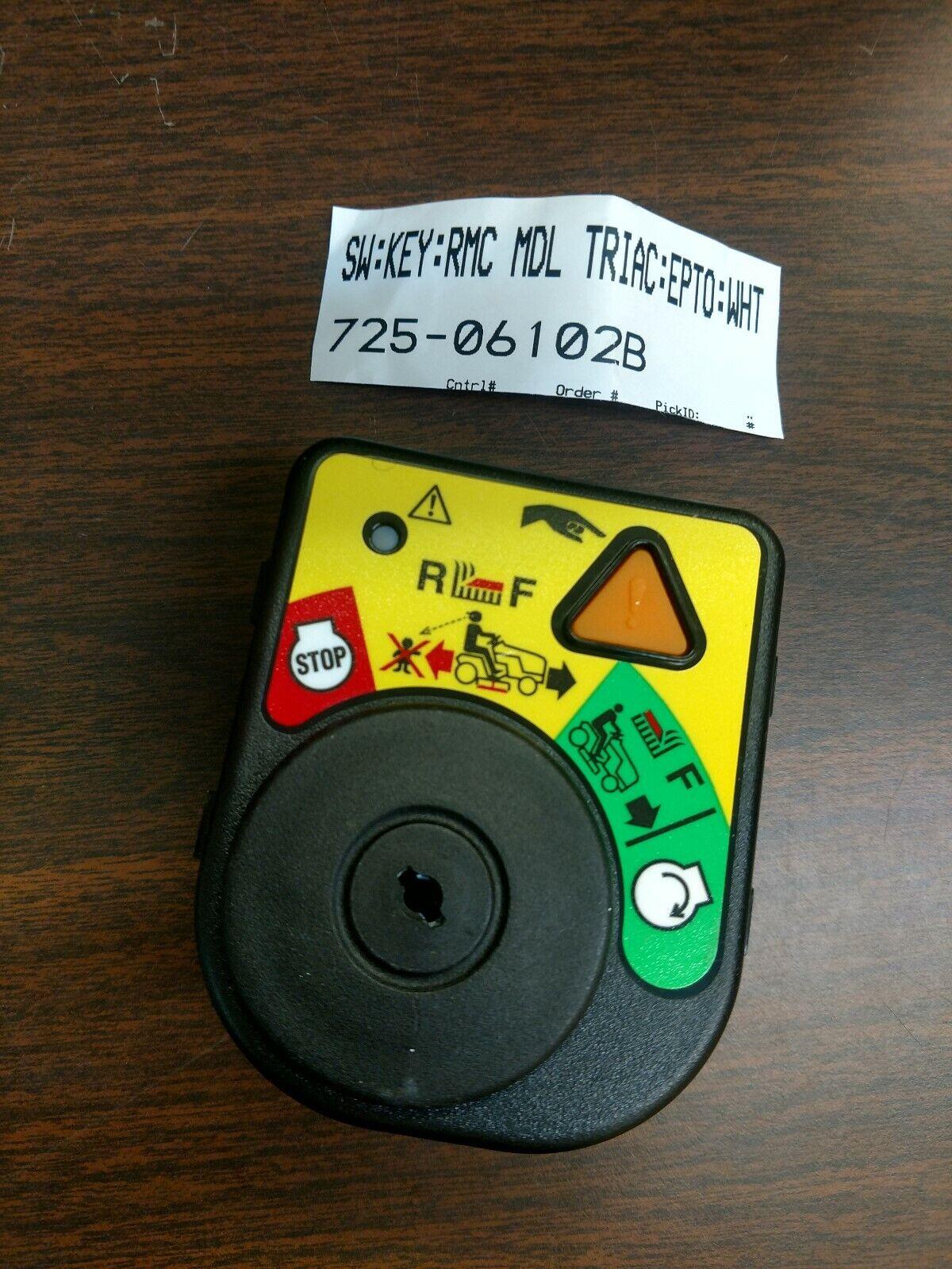 Módulo de conmutación de teclas 725-06102b fabricante de equipos originales MTD