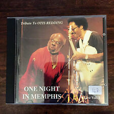 AA VV - ONE NIGHT IN MEMPHIS LIVE VOL.1 - TRIBUTE TO OTIS REDDING FROM PORRETTA
