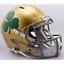 NOTRE-DAME-FIGHTING-IRISH-NCAA-Riddell-SPEED-Full-Size-Replica-Football-Helmet thumbnail 3