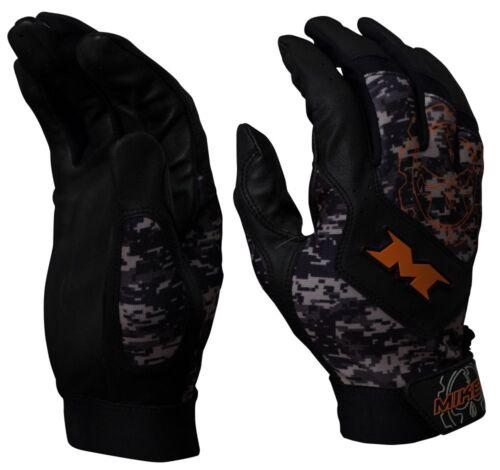 Miken Pro Adult Baseball//Softball Batting Gloves MIKPRO
