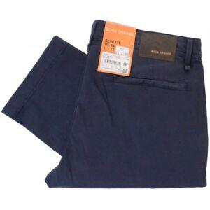 HUGO-BOSS-Orange-Schino-Slim-Fit-Chino-Hose-NEU-W30-38-Farbe-und-Gr-nach-Wahl