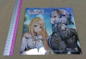 Atelier Ryza 2 Ryza2 Art Card REISALIN /& KLAUDIA