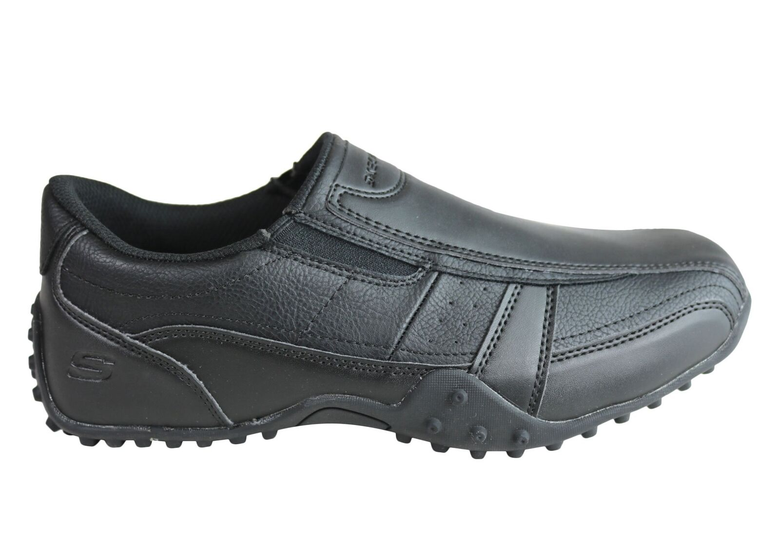Skechers Relaxed Fit Elston Kasari Slip Resistant Work chaussures Pour des hommes - WorkWearZone