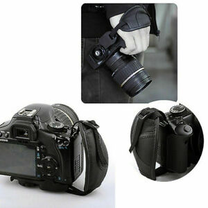 Quality-amp-Soft-PU-Leather-Hand-Grip-Wrist-Strap-for-Canon-Nikon-Sony-EOS-DSLR-SLR