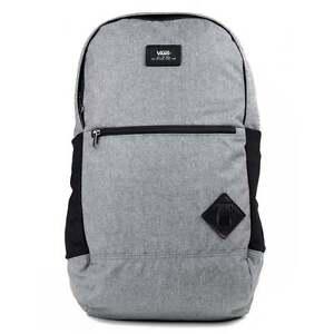 4afc8b9e82 VANS Van Doren III Backpack Heather Grey School Bag VA2WNUKH7   FREE ...