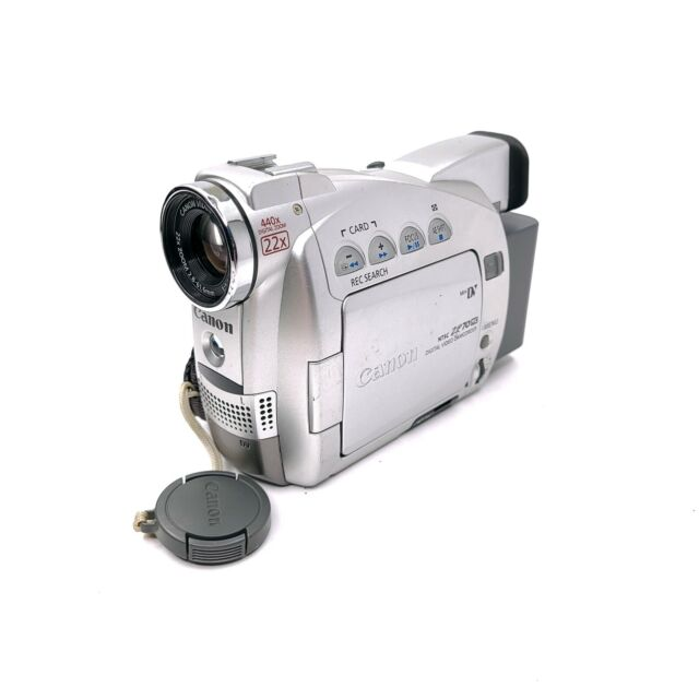 Canon ZR70MC MiniDV Mini DV Digital Video Camcorder for
