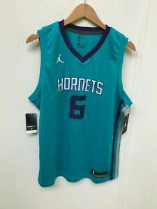 separation shoes 1560d 8a2dc Details about Nike Kid's Charlotte Hornets NBA Jersey - 18-20 Years -  Parker -New with Defects