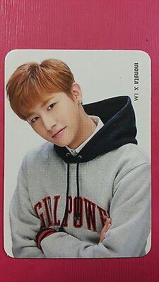 Monsta X I.M RUSH Ver Official Photo Card 2nd mini Album Photocard IM