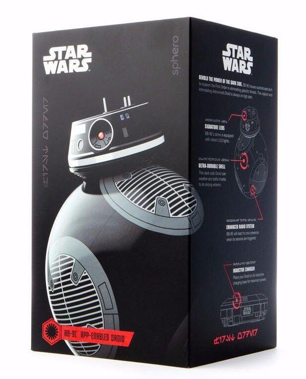Star Wars BB-9E Aplicación Habilitado Droide con Entrenador Sphero RC Robot